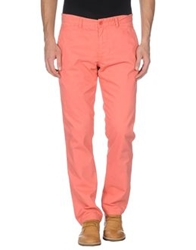 Blend Of America Blend Casual Pants Salmon Pink