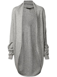 The Row 'Caro' Cardigan Grey