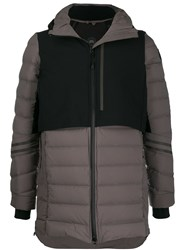 Canada Goose Hooded Down Jacket 60