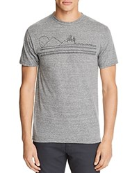 Altru Have A Nice Trip Short Sleeve Tee Heather Gray