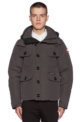 Canada Goose Selkirk Parka Charcoal