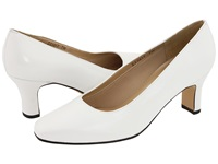 Fitzwell Vincent Pump White Nappa High Heels