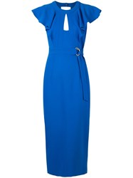 Ginger And Smart Epiphany Fitted Dress 60