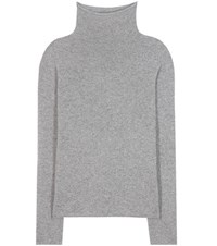 81 Hours Carmen Cashmere Sweater Grey