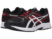 Asics Gel Contend 3 Onyx Snow Racing Red Men's Running Shoes Black
