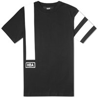 Hood By Air Nothingness Tee Black