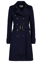 Mintandberry Trenchcoat Navy Blazer Dark Blue