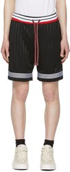 John Elliott Black Soccer Shorts