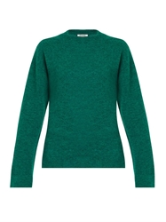Jil Sander Double Cashmere Blend Sweater