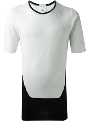 Lost And Found Rooms Graphic Cut Top White
