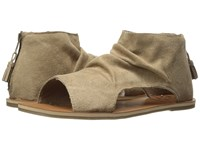 Billabong East Of Eden Sandal Dune Women's Sandals Taupe