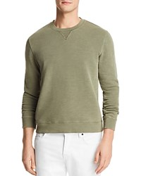 Bloomingdale's The Men's Store At Crewneck Sweatshirt Agave Green