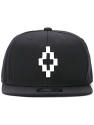 Marcelo Burlon County Of Milan Starter Cruz Cap Black