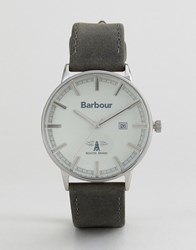 Barbour Whitburn Watch With Black Strap