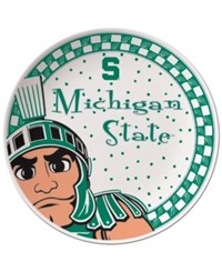 Memory Company Michigan State Spartans Gameday Ceramic Plate Assorted