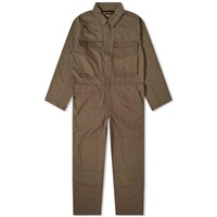 Nigel Cabourn X Element Sawyer Coverall Green