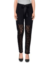 Soho De Luxe Trousers Casual Trousers Women Black