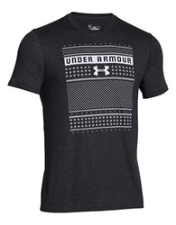 Under Armour Patterned Logo Tee