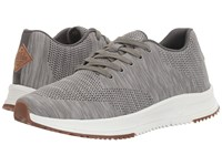 Freewaters Tall Boy Trainer Knit Grey Men's Sandals Gray