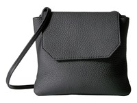 Ecco Jilin Crossbody Black Cross Body Handbags
