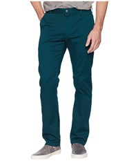 Rvca The Week End Stretch Pants Dark Forest Casual Pants Green