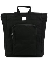 Sandqvist Pannier Backpack Black