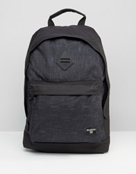 Billabong All Day Backpack In Charcoal And Black Grey