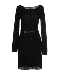 Atos Lombardini Dresses Short Dresses Women Black