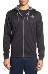 Men's Adidas 'Ultimate' Full Zip Fleece Hoodie