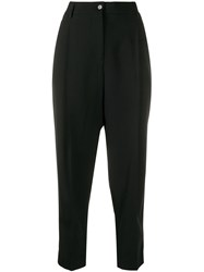 Piazza Sempione Tailored Cropped Trousers 60