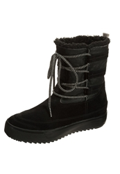 Marc O'polo Laceup Boots Black