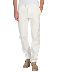 Blauer Casual Pants Ivory