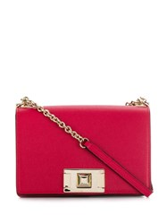 Furla Mini Mimi Crossbody Bag Red