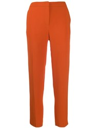 Escada Slim Fit Cropped Trousers 60