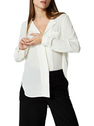 Selected Femme Dynella Shirt Creme