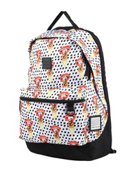 Mixed Animal Print Backpack - Magenta haze white z Vans 4A6yCprc