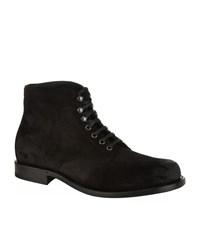 Bottega Veneta Mich Derby Boot Male Black