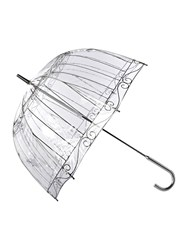 Lulu Guinness Birdcage Birdcage Umbrella Clear