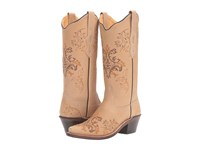 Old West Boots Lf1588 Vintage Cream Cowboy White