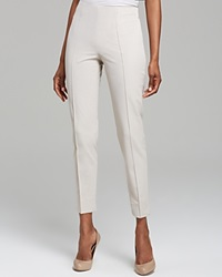 Basler Slim Ankle Trousers Bloomingdale's Exclusive Oyster