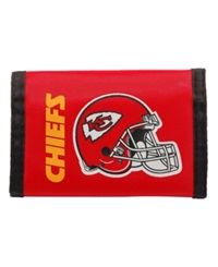 Rico Industries Kansas City Chiefs Nylon Wallet Team Color