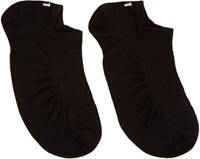 11 By Boris Bidjan Saberi Black Ankle Sport Socks