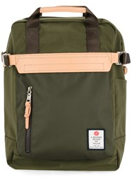 As2ov Hidensity Cordura Backpack Nylon Green
