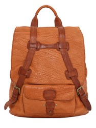 Officine Creative Buffalo Leather Backpack