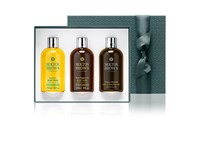 Molton Brown Men's Signature Washes Gift Set For Him No Color