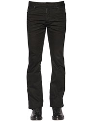 Dsquared 24Cm Ski Stretch Drill Jeans W Tulle