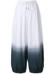 Unconditional Cocoon Trousers White