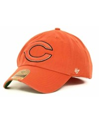 '47 Brand Chicago Bears Franchise Hat Orange