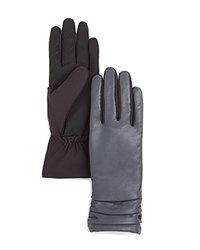 Urban Research Ur Ruched Cuff Tech Gloves Stonewall