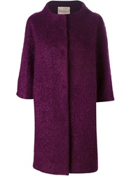 Erika Cavallini Semi Couture 'Mildred' Coat